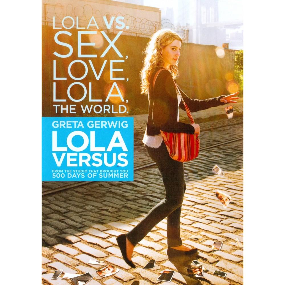 Lola Versus (Dvd), Movies