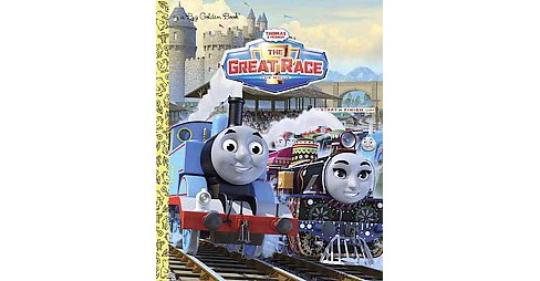 Thomas & Friends the Great Race the Movie (Hardcover) (Geof Smith) - image 1 of 1