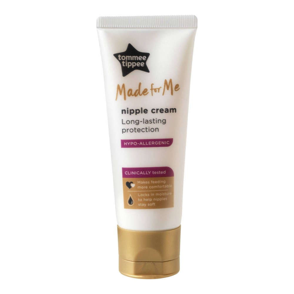 Image of Tommee Tippee Made for Me Hypoallergenic Nipple Cream - 1.35oz