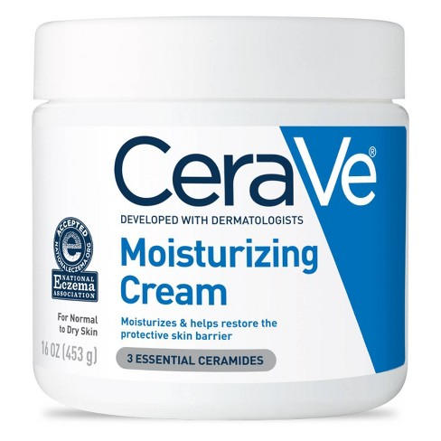 CeraVe Moisturizing Cream for Normal to Dry Skin - 16oz - image 1 of 3