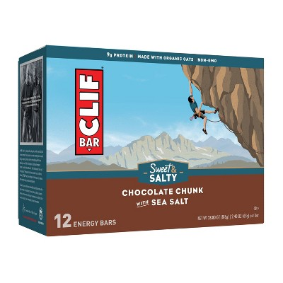 Clif Bar Sweet & Salty