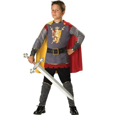 Incharacter Loyal Knight Deluxe Child Costume