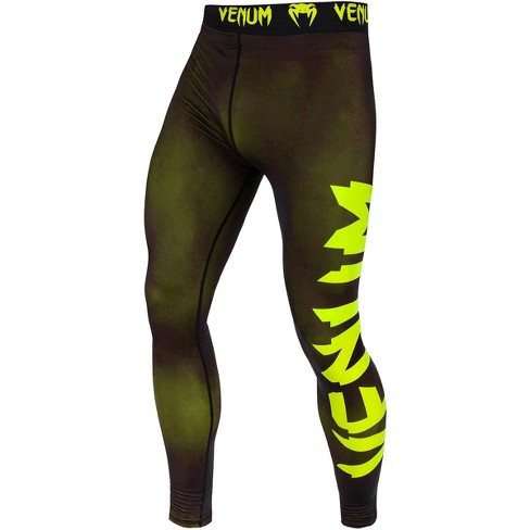 Venum Giant Ultra Light Fit Cut Dry Tech MMA Compression Spats - image 1 of 4