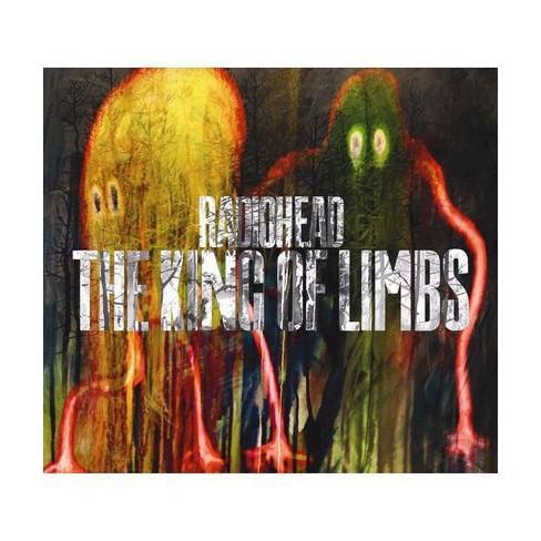 Radiohead - King Of Limbs (Vinyl) - image 1 of 1
