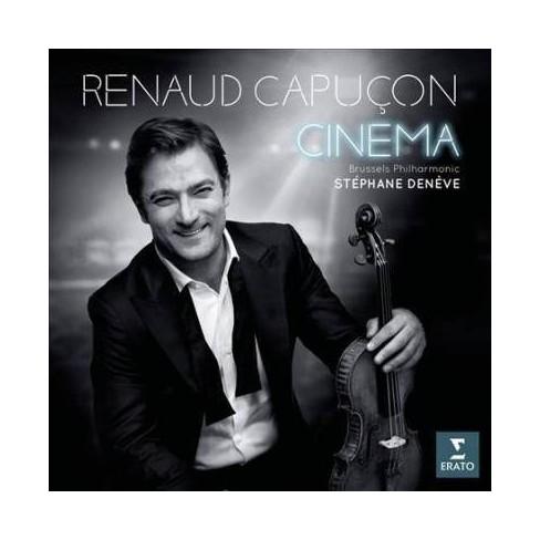 Renaud Capucon - Cinema Album (CD) - image 1 of 1