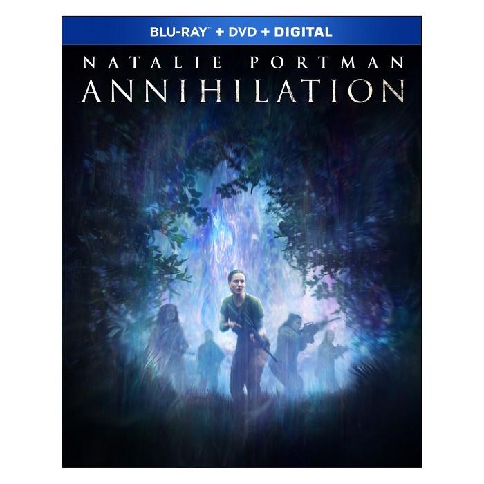 Annihilation (Blu-Ray + DVD + Digital) - image 1 of 1