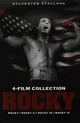 Rocky: Four Movies (DVD)