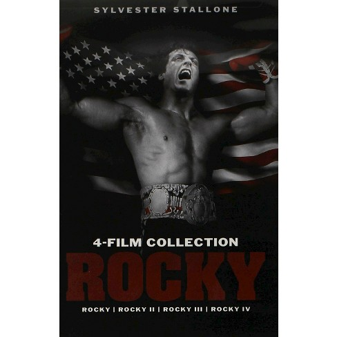 Rocky: Four Movies (3 Discs) (Widescreen) (DVD) - image 1 of 1