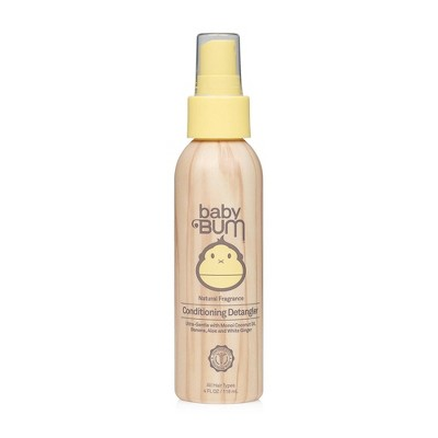 Hair Detangler: Baby Bum Conditioning Detangler