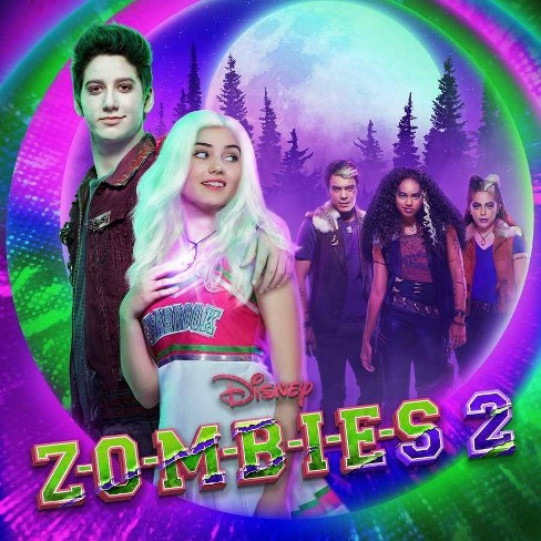 Various Artist - Zombies 2 (CD) - image 1 of 1