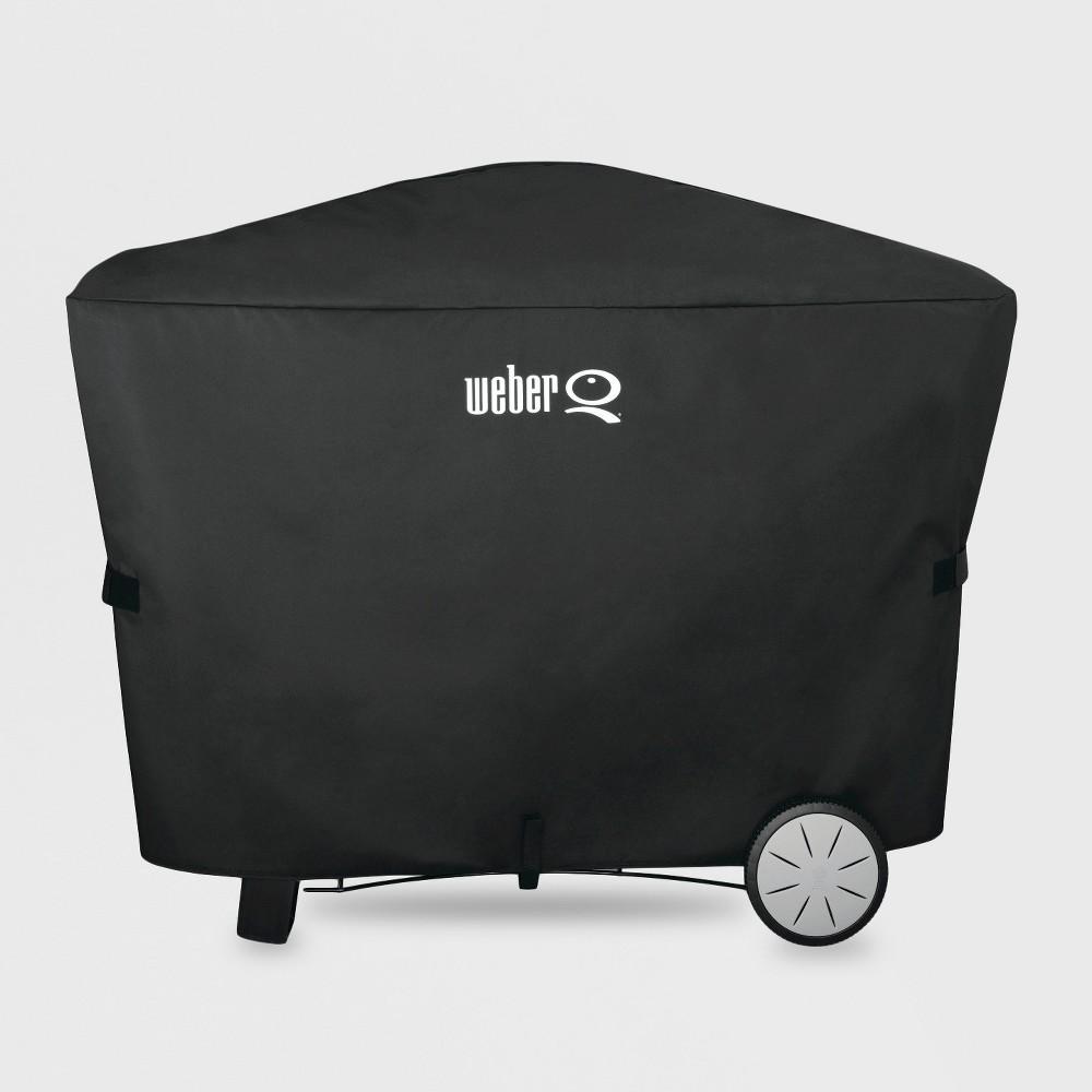 Weber Q3000/2000 Premium Grill Cover – Black 51829708