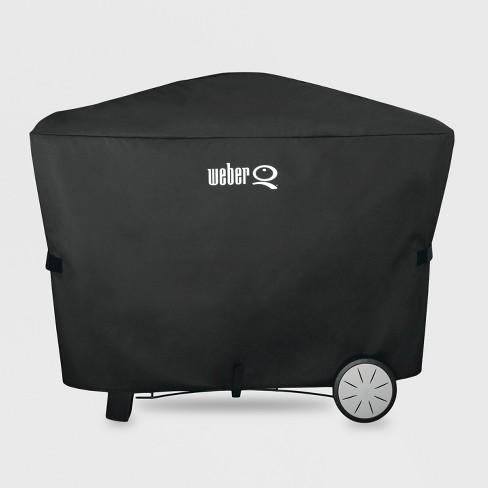 Weber® Q®3000/2000 Premium Grill Cover - Black - image 1 of 6