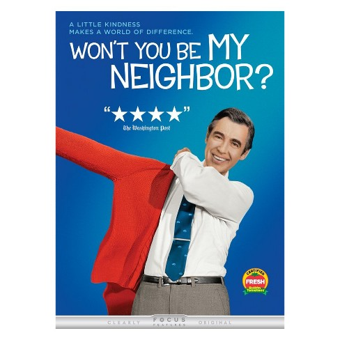 Won T You Be My Neighbor Dvd Target