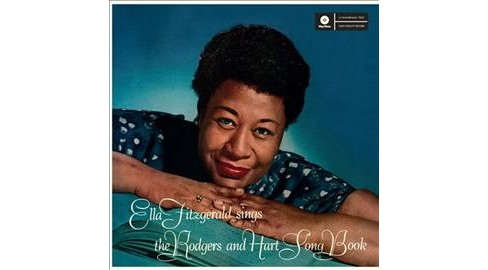 Ella Fitzgerald - Sings The Rodgers And Hart Song Book (Vinyl) - image 1 of 1