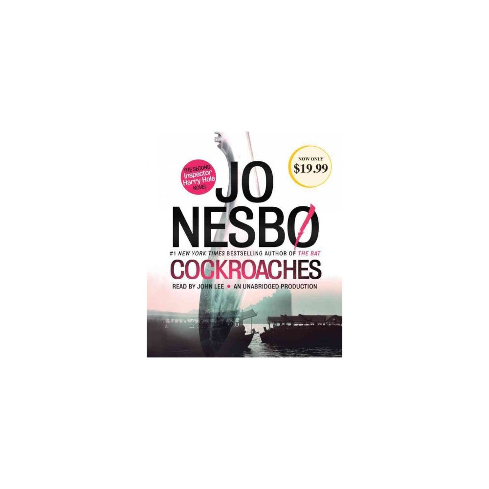 The Cockroaches ( Inspector Harry Hole) (Unabridged) (Compact Disc)