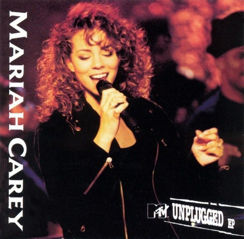 Mariah Carey - MTV Unplugged (CD) - image 1 of 1