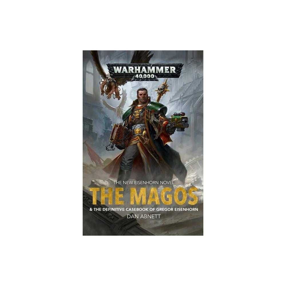 The Magos 4 Eisenhorn By Dan Abnett Paperback