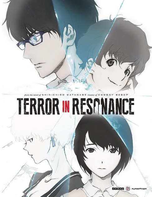 Terror in resonance:Complete series (Blu-ray) - image 1 of 1