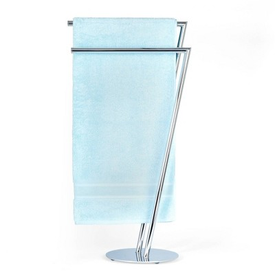Sette Double Towel Stand Chrome - Better Living Products