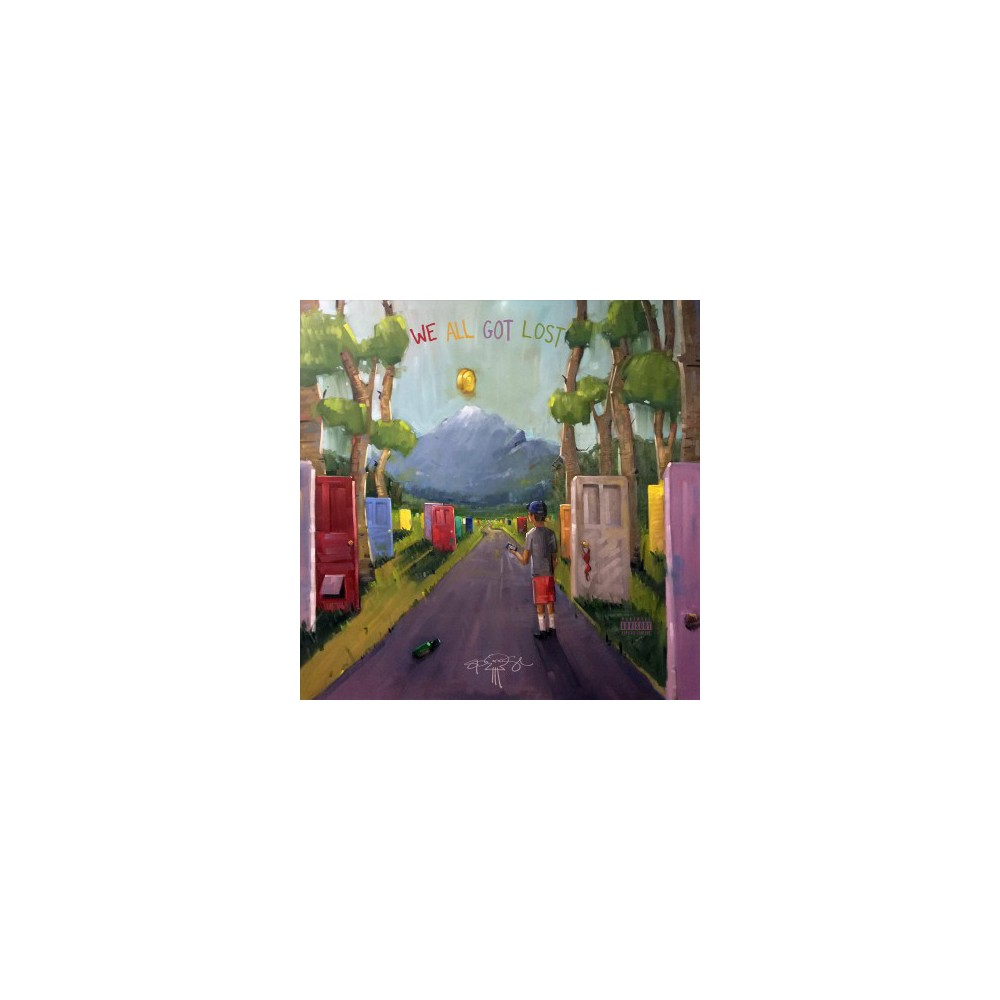 Spose - We All Got Lost (CD)