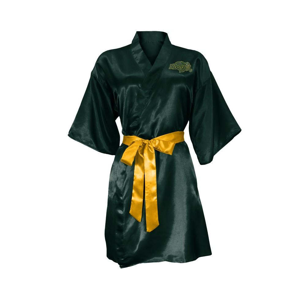 NCAA North Dakota State Bison Little Earth Satin Kimono - L/XL