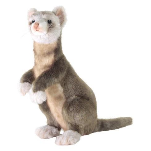 Hansa Ferret Plush Toy-Brown - image 1 of 1