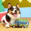 Bark Camp Pawnawana Bus Dog Toy - image 4 of 4