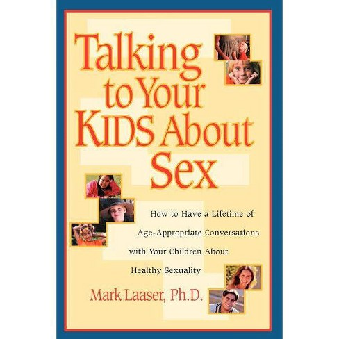 Talking to Your Kids about Sex - by  Laaser (Paperback) - image 1 of 1