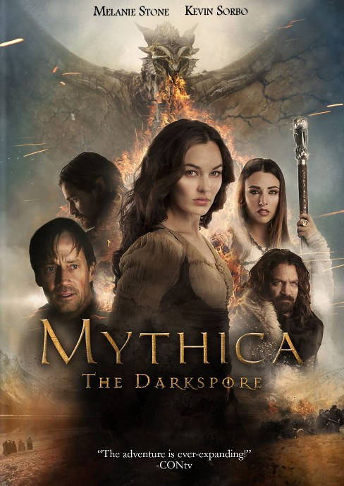 Mythica:Darkspore (DVD) - image 1 of 1