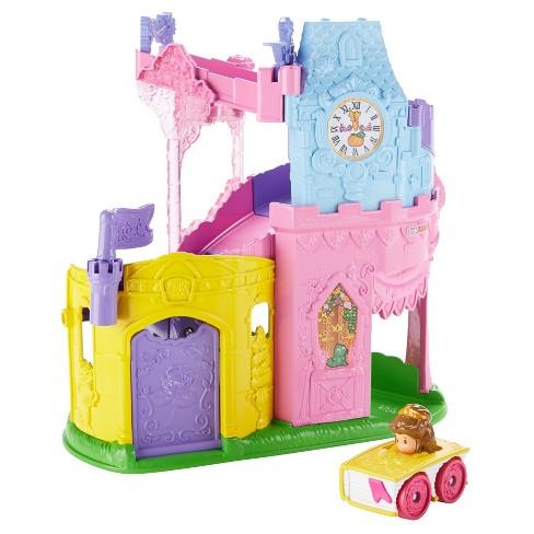 Fisher Price Little People Disney Princess Cinderella Light And