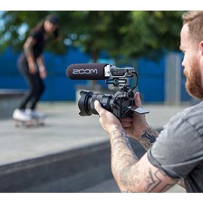 Zoom F1-SP Professional Audio Recorder + Shotgun Microphone