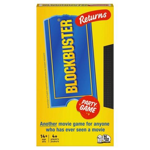 Big Potato: Blockbuster Returns Game - image 1 of 4