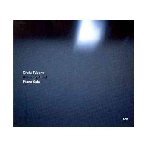 Craig Taborn - Avenging Angel (CD) - image 1 of 1