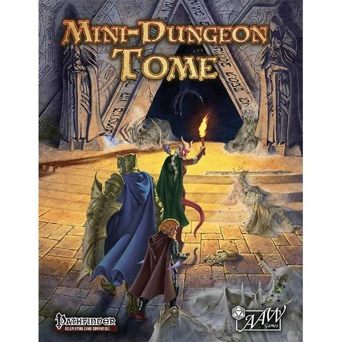 Mini-Dungeon Tome Hardcover - image 1 of 1