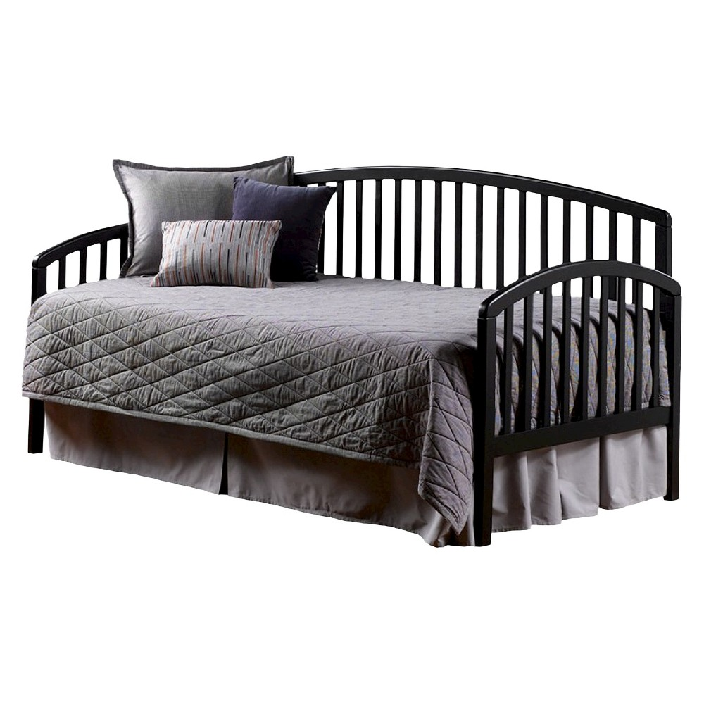 Carolina Daybed wwith Suspension Deck - Black (Twin)
