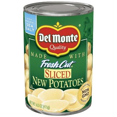 Del Monte Sliced Potatoes - 14.5Oz