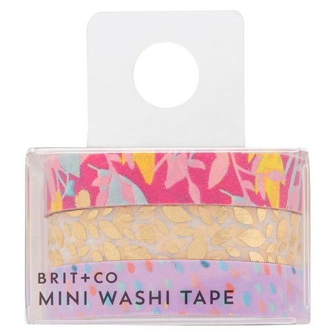 Brit + Co® Washi Tape 3ct - image 1 of 4
