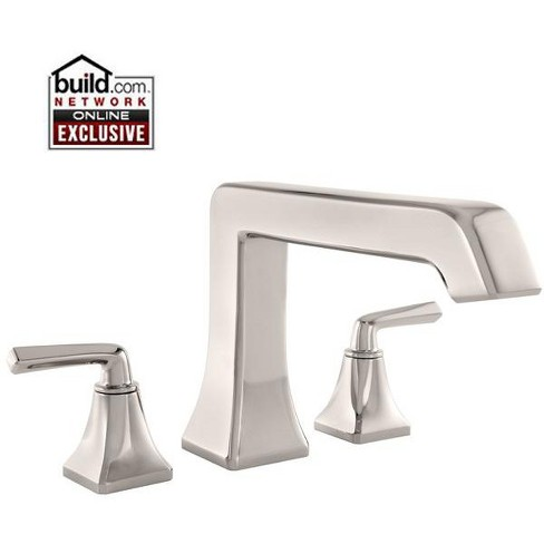 Pfister RT6-5FE Park Avenue Deck Mounted Roman Tub Filler Double Handle - image 1 of 4