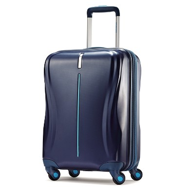 American Tourister Avatar 20  Hardside Carry On Suitcase - Blue