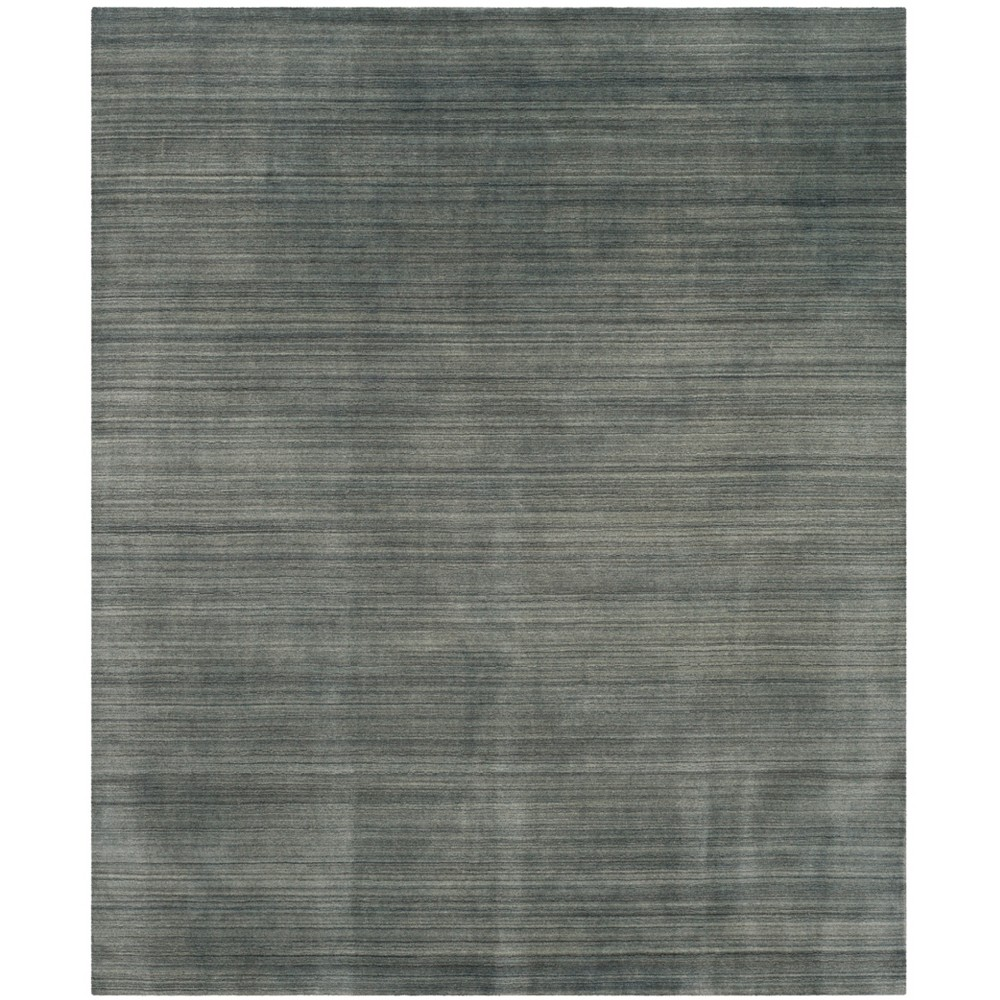 8'X10' Spacedye Design Loomed Area Rug Slate/Blue (Grey/Blue) - Safavieh
