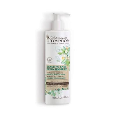 Mademoiselle Provence Almond & Orange Blossom Body Lotion - 13.5 fl oz