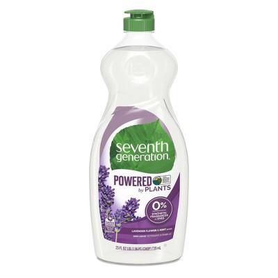 Seventh Generation Lavender Floral & Mint Liquid Hand Dish Soap - 25 fl oz