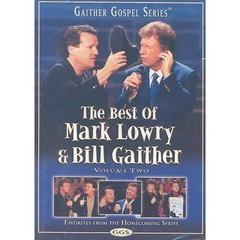Best Of Mark Lowry & Bill Gaither Volume 2 (DVD) - image 1 of 1
