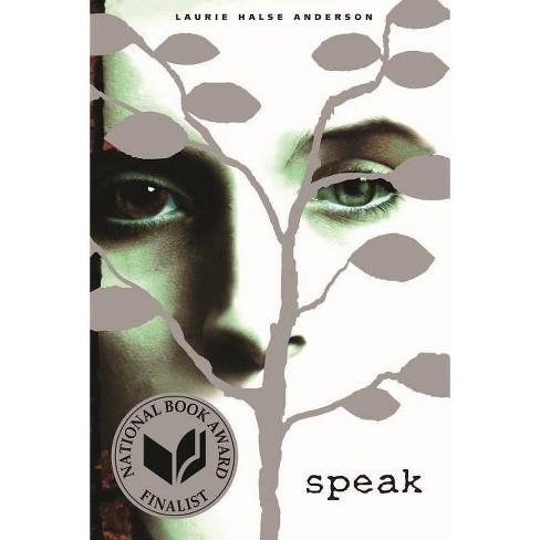 Speak (Reprint) (Paperback) by Laurie Halse Anderson - image 1 of 1