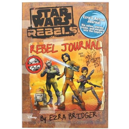 Nerd Block Star Wars Rebels: Rebel Journal by Ezra Bridger Paperback Book - image 1 of 2
