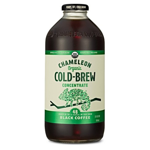 Chameleon Cold Brew Black Coffee Concentrate - 1qt - image 1 of 4