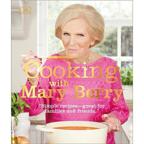 Cooking with Mary Berry - (Hardcover) - image 1 of 1
