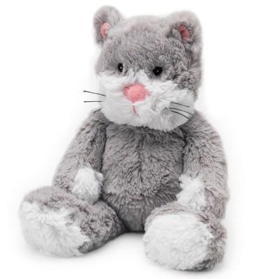 "Intelex Warmies Microwavable Plush Cuddly 13"" Cat"