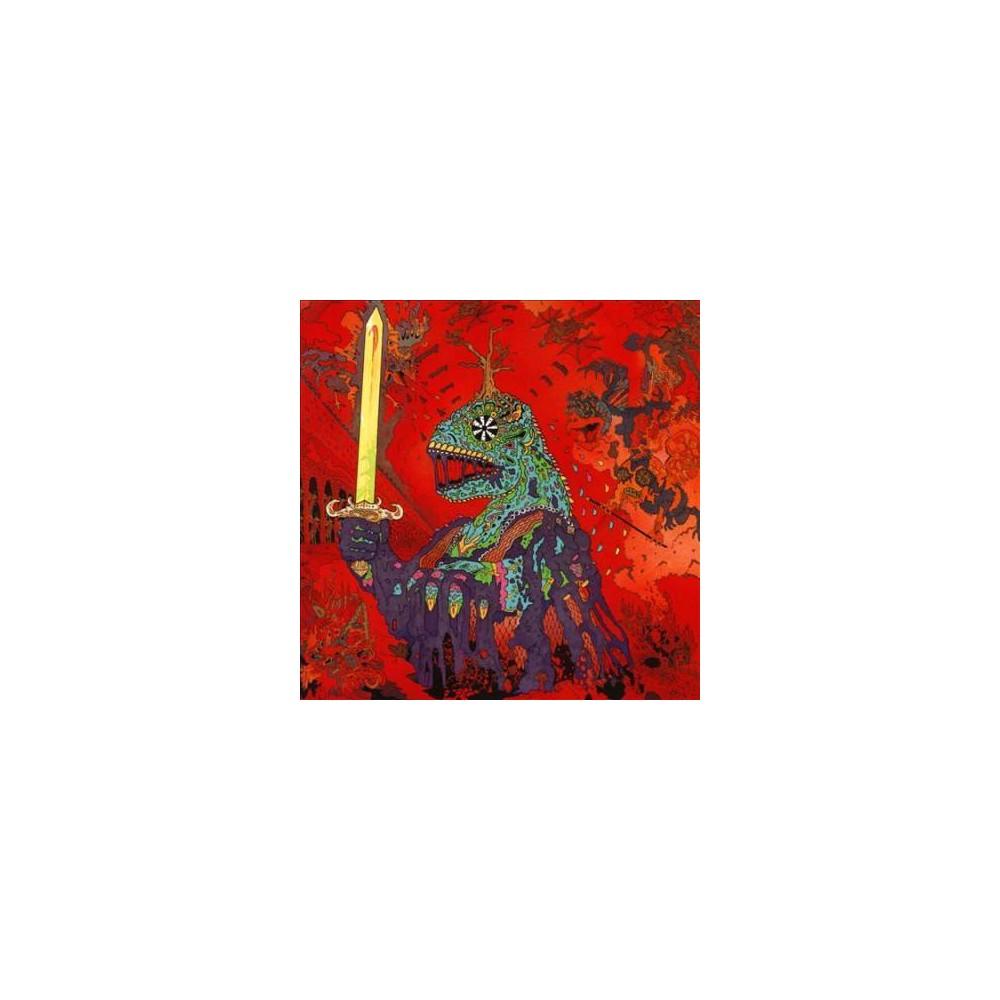 King Gizzard - 12 Bar Bruise (CD)
