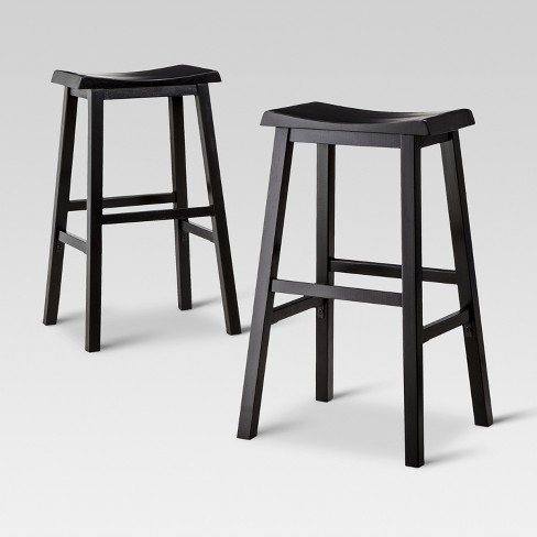 Ton Saddle Seat 29 Barstool Threshold